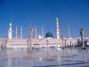 Beautiful-Pictures-of-Roza-e-Rasool-Madina-Pak