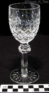 Waterford-Cut-Crystal-Powerscourt-Port-Wine-Glass-Goblet