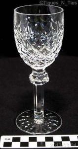 Waterford-Cut-Crystal-Powerscourt-Port-Wine-Glass-Goblet