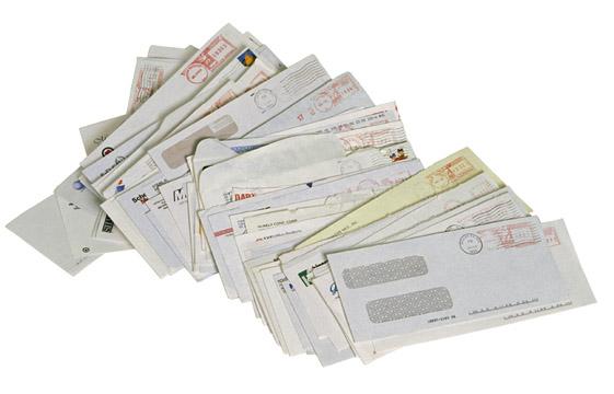 Utility bills just bliss for Enveloppe fenetre word