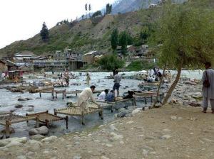 charpai hotel sawat pakistan
