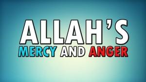 Allah's anger